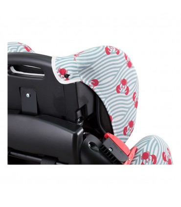 Funda para Recaro Young Sport Hero con refuerzo 3D canal central