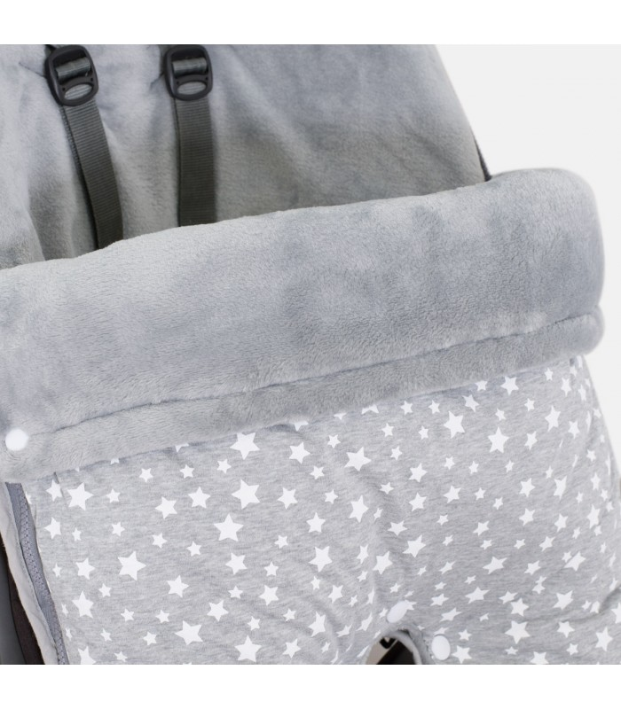 Button detail White Star
