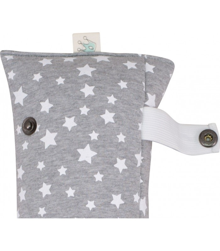 Knopfdetail White Star