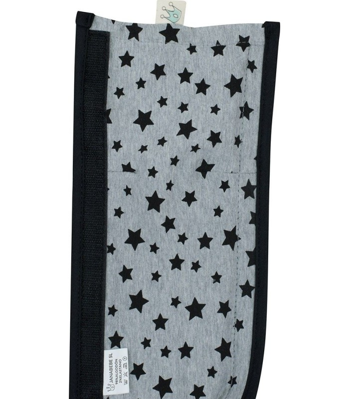 Détail velcro Black Star