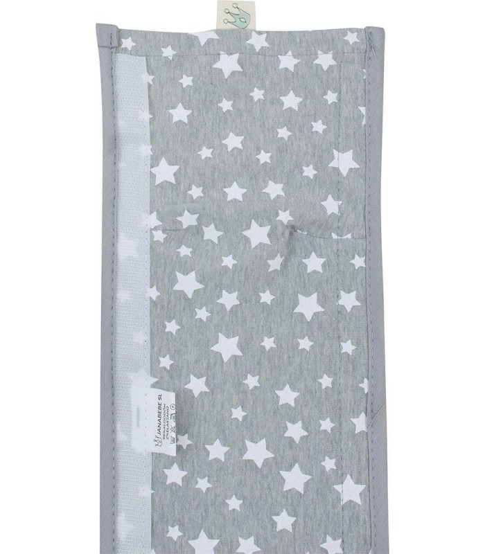 Velcro detail White star