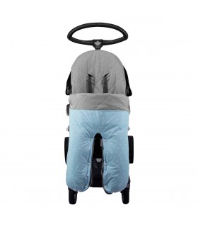 Cotton footmuff for Stokke