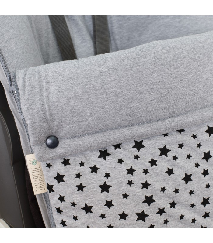 Button detail Black Star