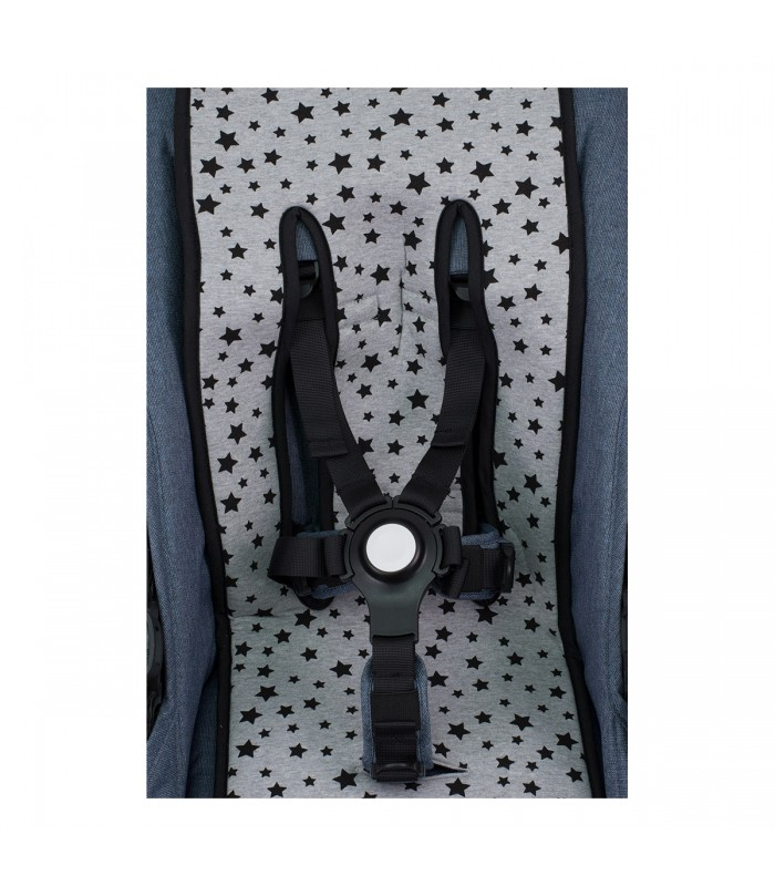 Grommet for safety straps Black Star