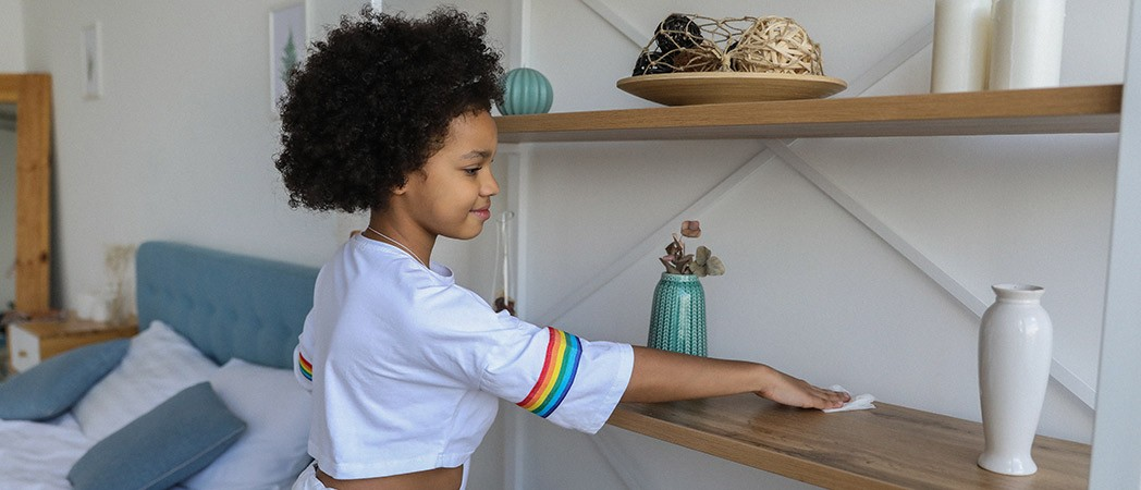 The importance of promoting good habits in our children