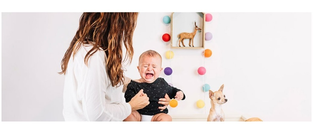 Let the baby cry?