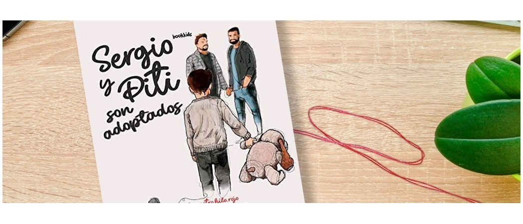 Book: Sergio and Piti are adopted