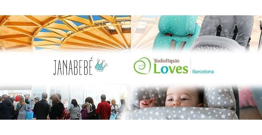 JANABEBÉ , au TodoPapás Loves Fair Barcelona