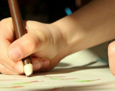 Scribbling and the different effects on children's development!