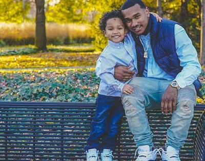 Why is my son being better with dad?