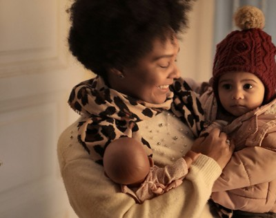 Secure attachment in babies