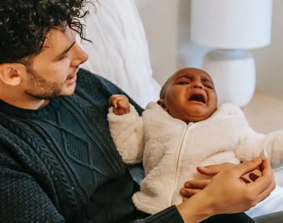 How to control a baby's tantrums? (0-3 months)
