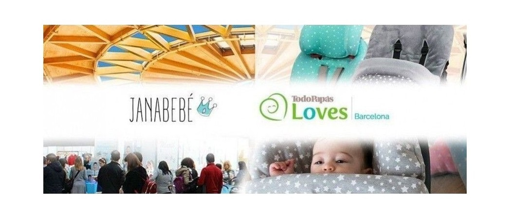 JANABEBÉ, al TodoPapás Loves Barcelona Fair