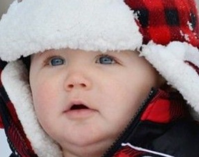 How to dress babies in winter