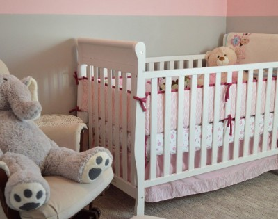 How to paint the room of the babies