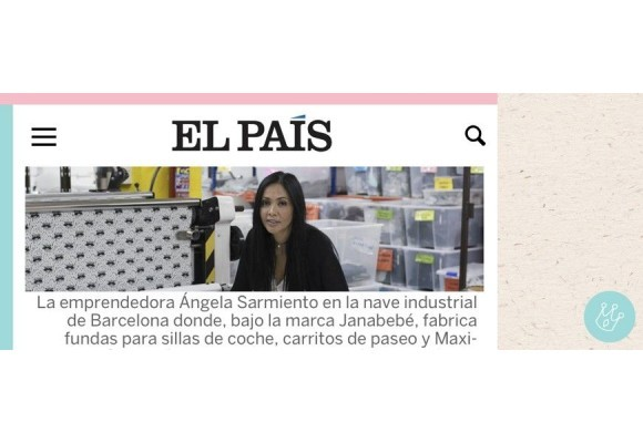 EL PAÍS - This is how five Spanish entrepreneurs sell their products in the first 'online' store for 'startups'