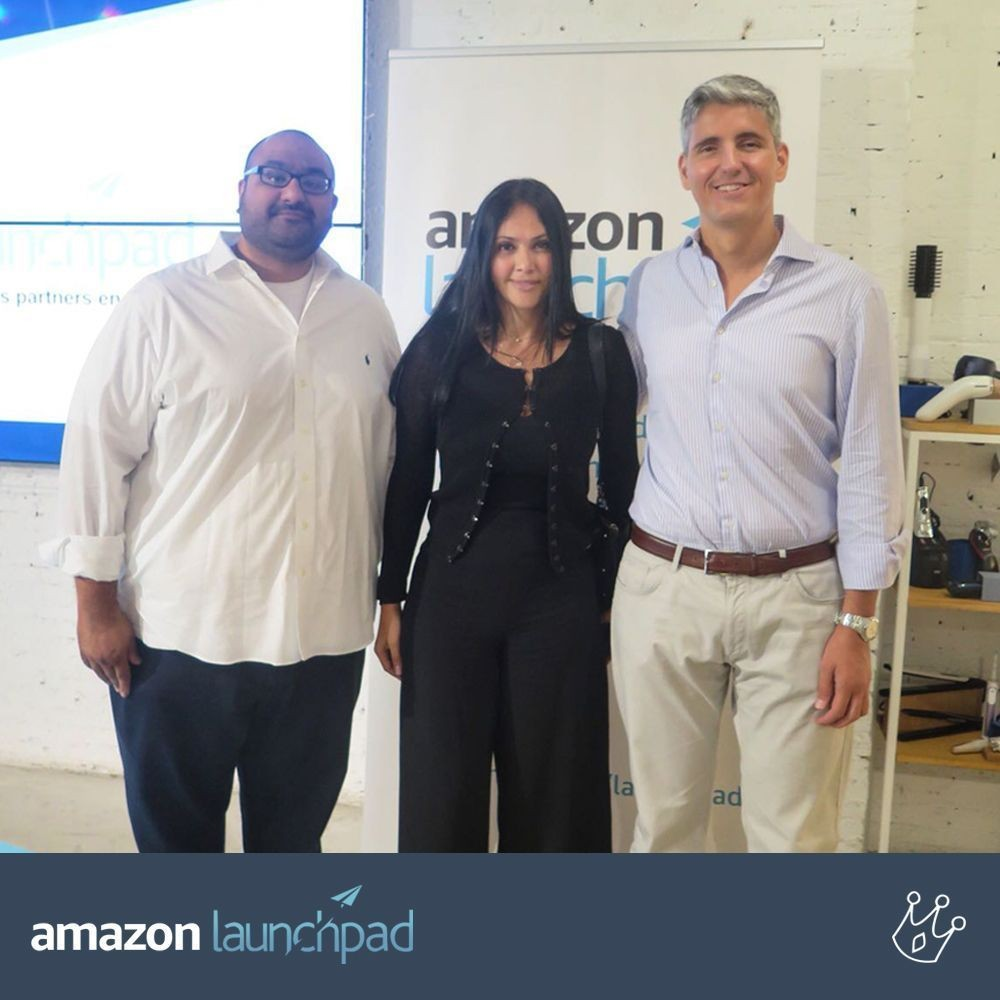 Janabebé Is Part Of Amazon Launchpad